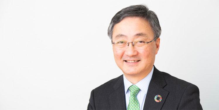 渋澤健氏の画像