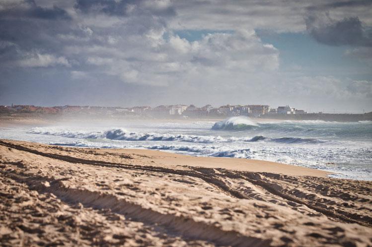 Portugal im Winter - Die Strände von Peniche