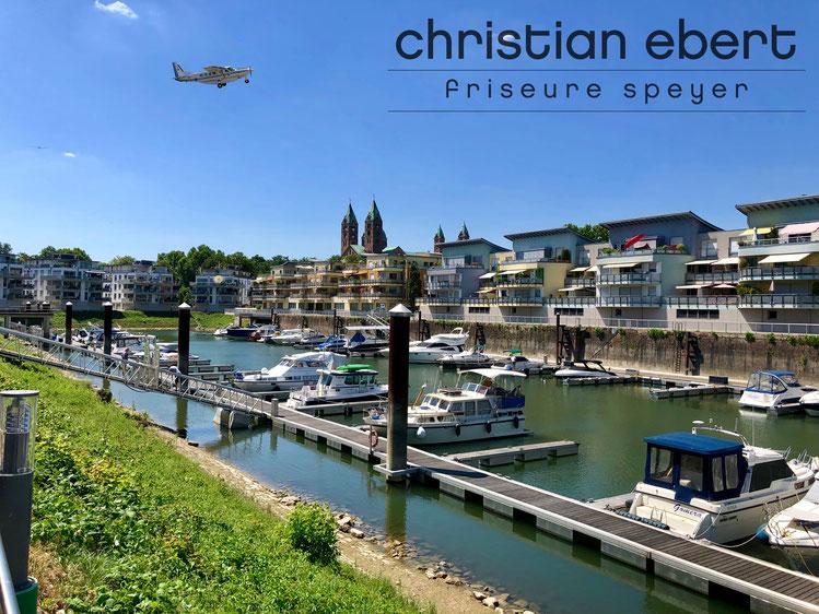 christian ebert - friseure speyer // yachthafen