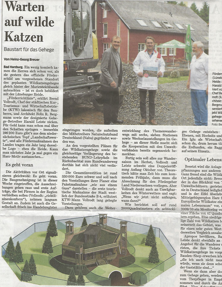 Goslarsche Zeitung vom 21.07.2017