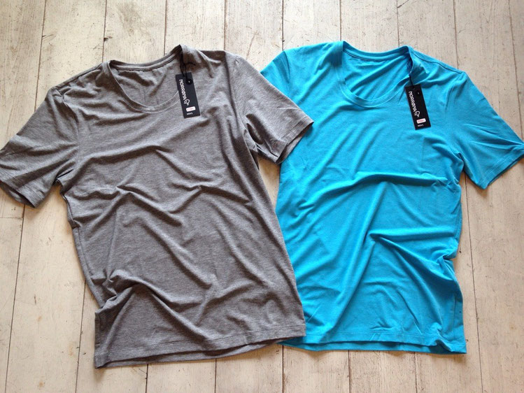 NORRONA(ノローナ)29 tencel T-shirt ¥7,560(税込)