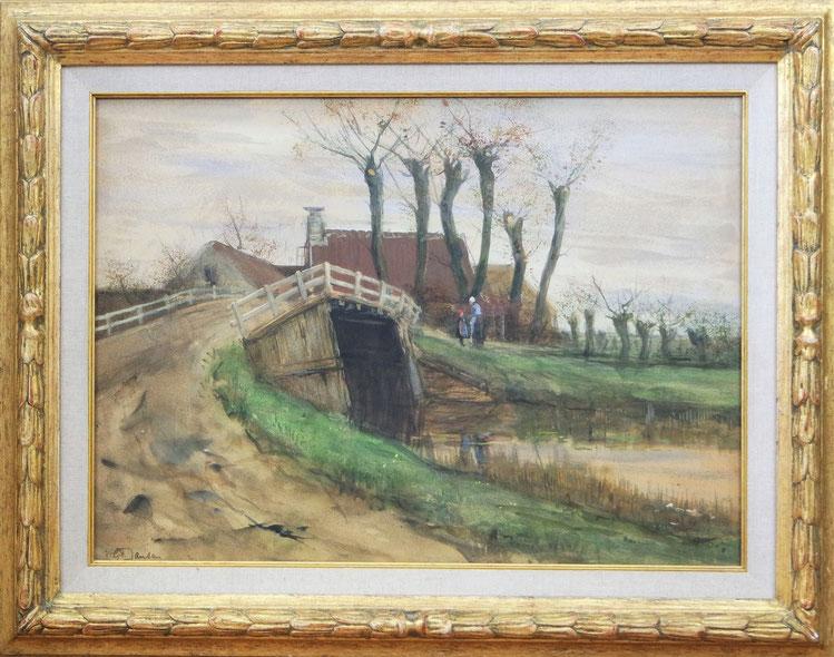 te_koop_aangeboden_een_kunstwerk_van_willem_george_frederik_jansen_1871-1949_nabloei_haagse_school