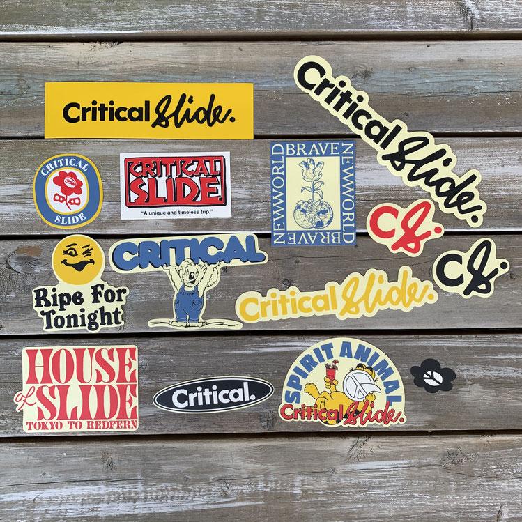 criticalslide 【クリティカルスライド】TCSS