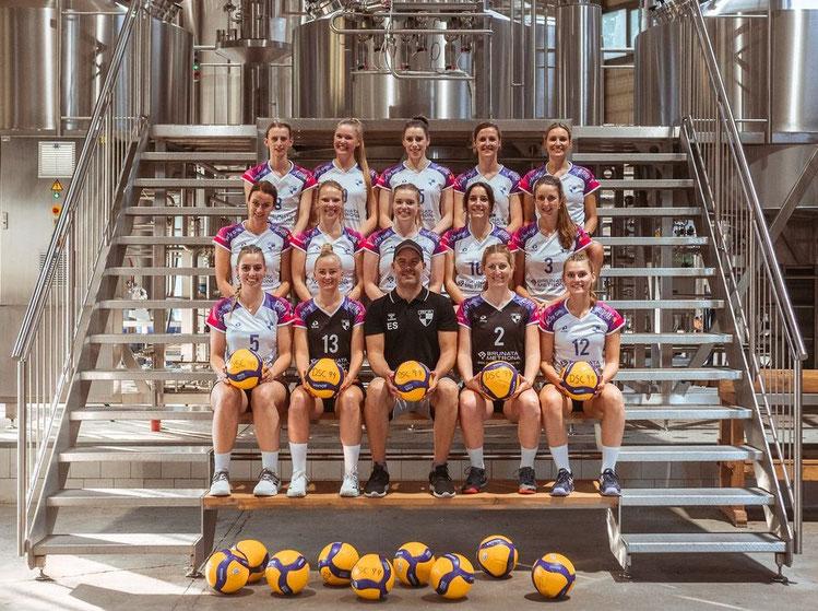 DSC 99 Volleyball 1. Damen