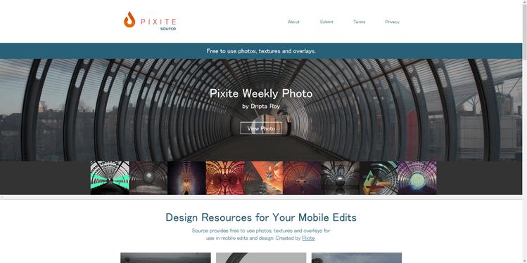 Pixite Source