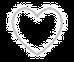 Un coeur symbole pour faire une sélection de photos sur Pass Gallery faites par Marie Deschene pour Pakolla