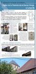 signalétique patrimoniale panneaux information patrimoine Pays d'art et d'histoire Pah Monts et Barrages