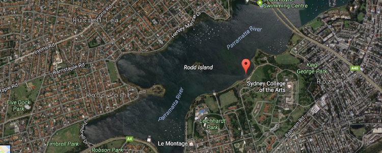 the bay run drummoyne five dock
