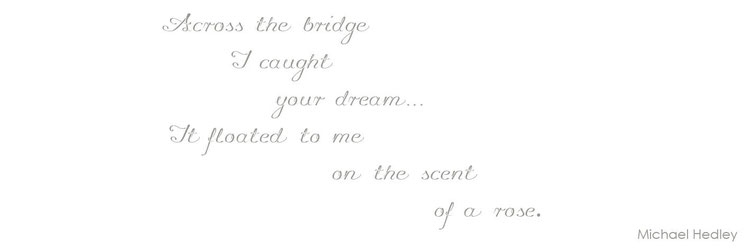 Enchanted Dream Necklace by Emma Hedley Jewellery inspired by Poetry written by Michael L Hedley