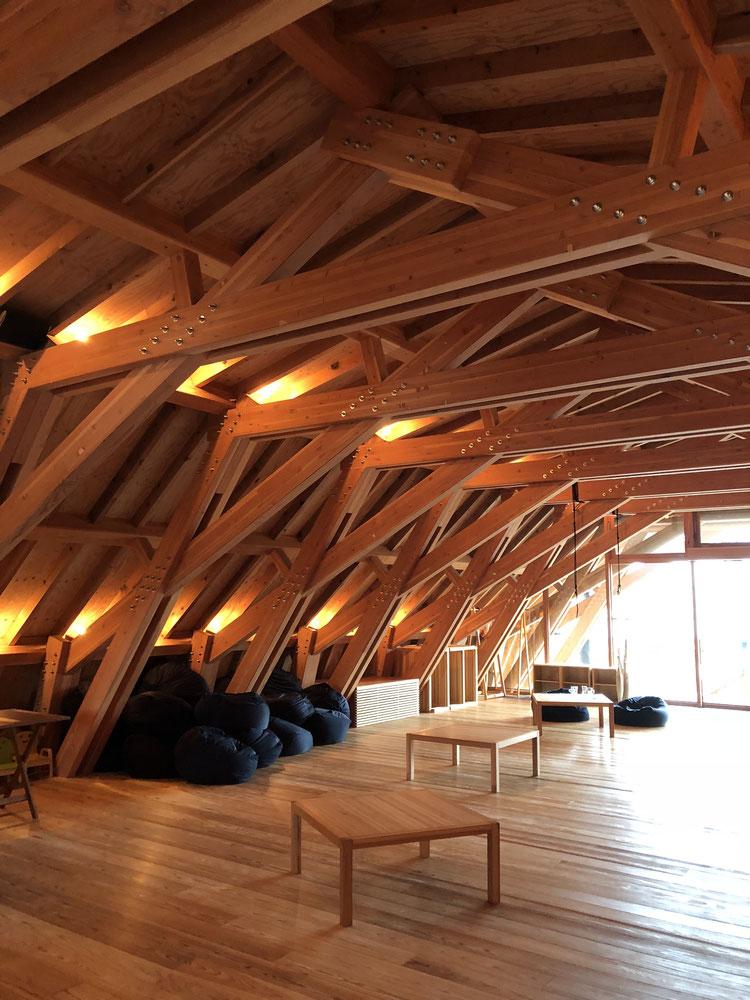新潟 十日町市 いこて/IKOTE|設計:手塚建築研究所