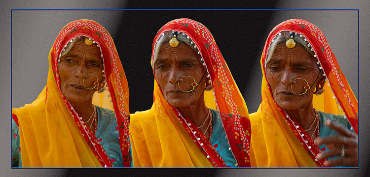 Inde - Portrait