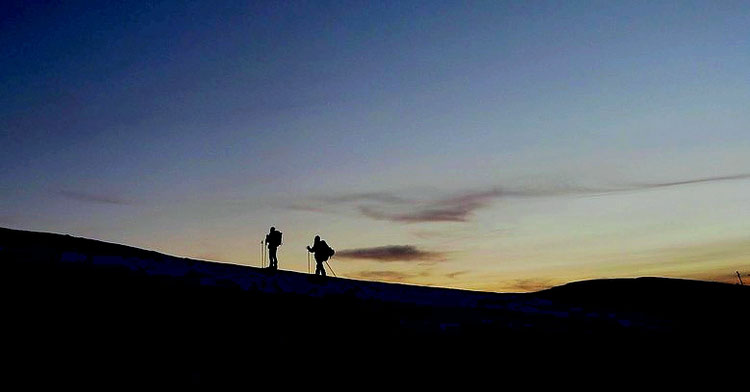 Soirée contée sous la pleine lune - Ardèche Randonnées