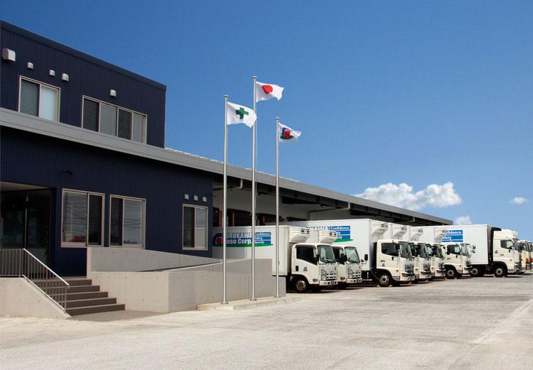 千葉県東金市の運送会社|物流の再構築は、お任せください|古川運送株式会社