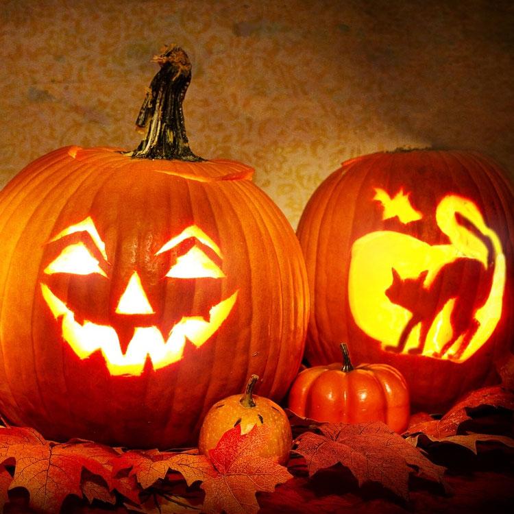 blog over de folklore van halloween en het verhaal van Jack O' Lantern