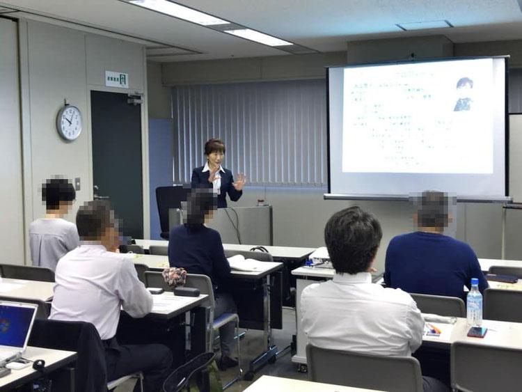 米生講師による講習の様子