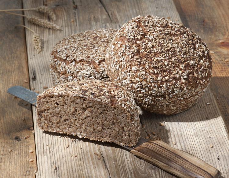 Das Seevetaler Demeter Brot der Bäckerei Bahde im Oher Hofladen