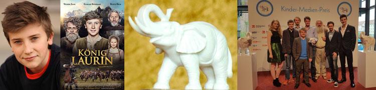 Florian Burgkart © Martin Douglas, Filmplakat, Weißer Elefant, Preisverleihung