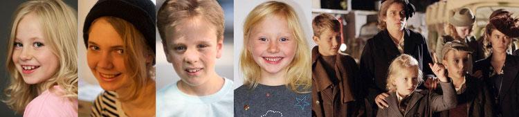 Anastasia, Carolina, Philipp, Yolanda. Szenenbild mit Anastasia und Philipp (c) Gebrüder Beetz Filmproduktion