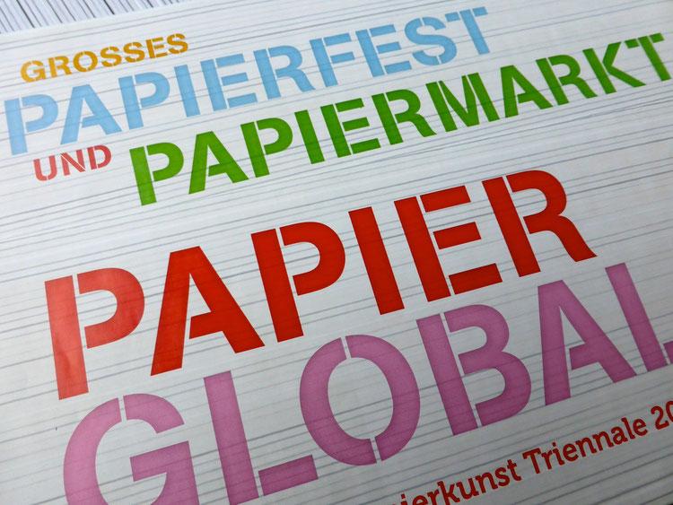 Flyer Global Paper II, Foto: T. Karipidis