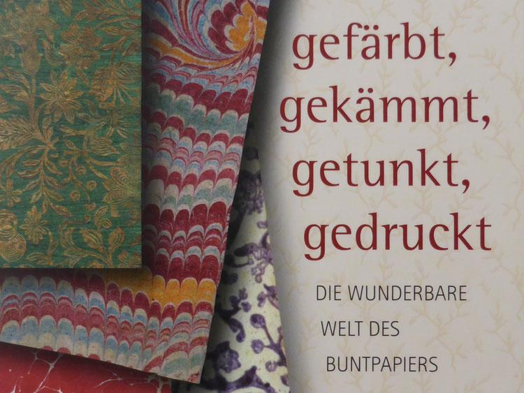 Katalog zur Sonderausstellung, Ausschnitt aus dem Titelbild