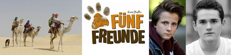 (c) Szenenbild, Logo: Constantin. (c) Justus Schlingensiepen: Martin Douglas, (c) Quirin Oettl: Sabine Finger