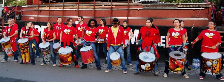 Batucada Zé Samba - Soirée Africa Roots