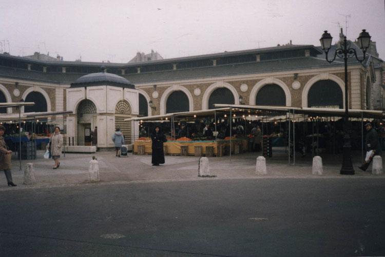 Yannick et Nadine à Versailles en 1995