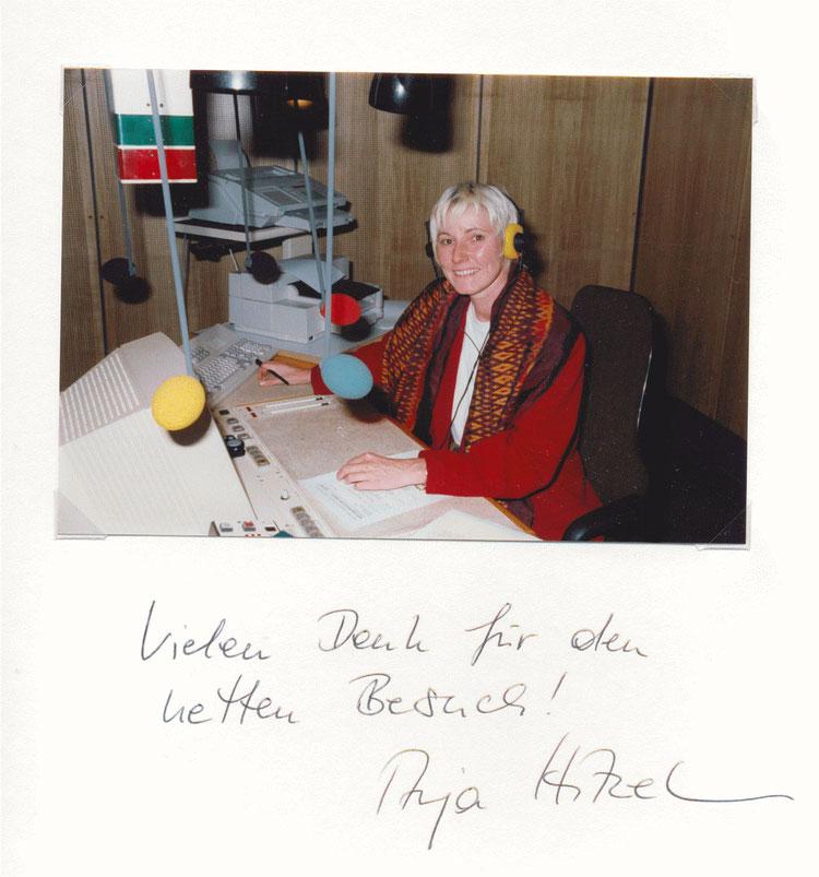 Nr. 57  Anja Hitzemann, Hörfunkredakteurin und -moderatorin