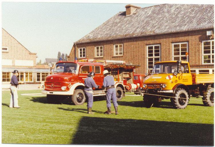 Feuerwehrübung 29.9.1979