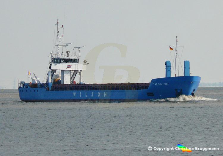 Fluss/See Mehrzweckfrachter WILSON EMS