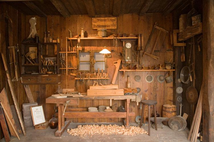 Holzfabrik Traditionszimmer