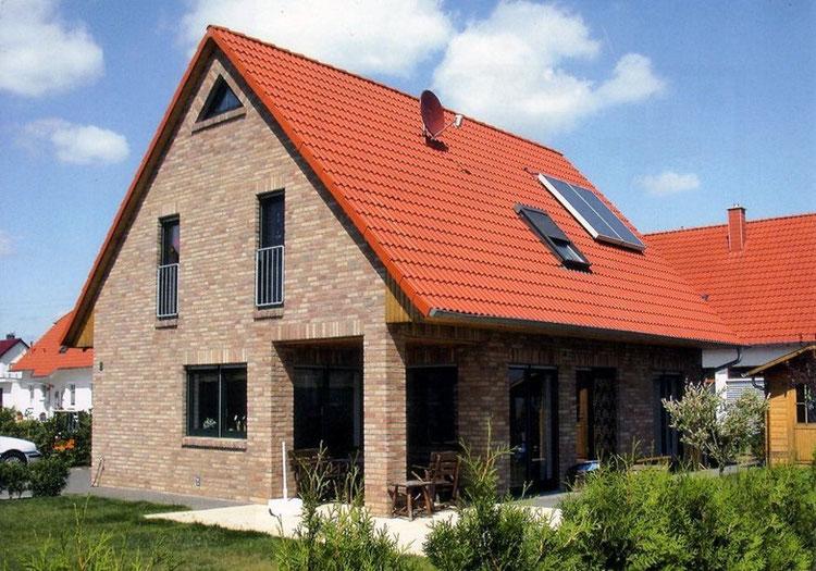 F-SH134Kirchhörde mit 6 oder Variante mit 5 Zimmern und 134 m² Wohnfläche