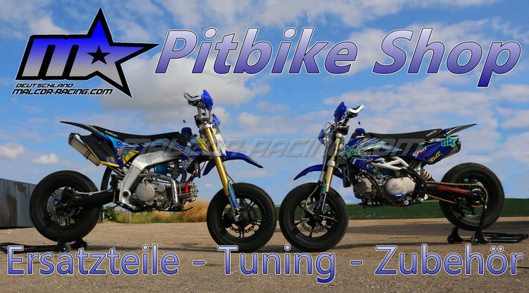 Pitbike kaufen , Pitbike Ersatzteile , IMR Pitbike , MRF Pitbike , YCF Pitbike , Ersatzteile für Pitbike , Tuning für Pitbike , Reifen für Pitbike