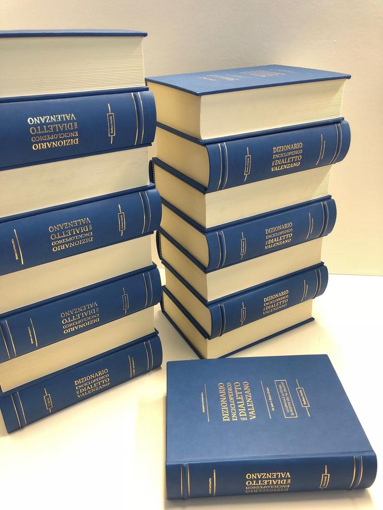 Rilegature di lusso per edizioni limitate di case editrici by Conti Borbone