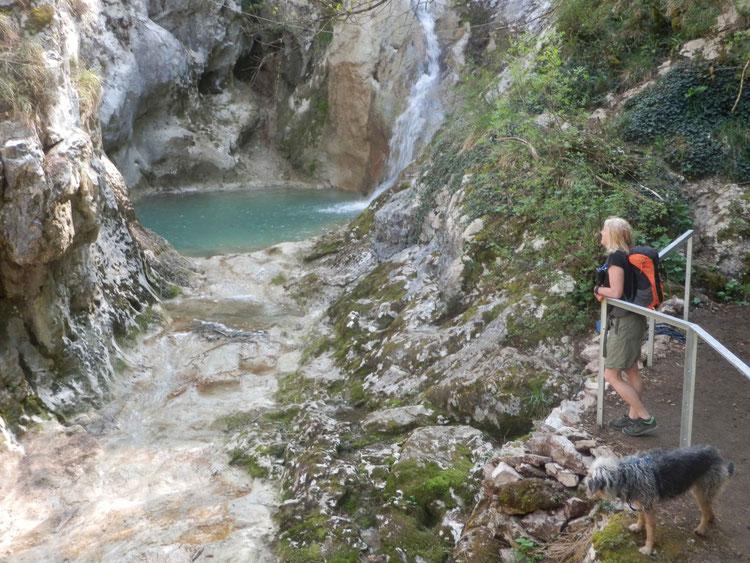 2. Wasserfall, Bacva