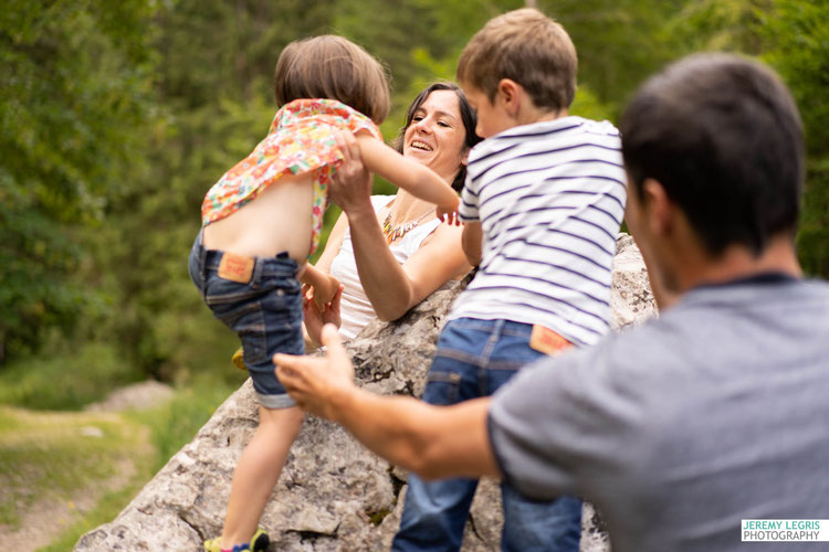 Séance Photo Famille en Chartreuse - JeremyLegris-Photography - Photographe sur Grenoble
