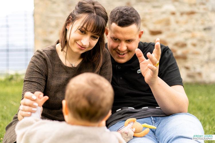Séance Photo Famille sur Jarrie - JeremyLegris-Photography - Photographe famille sur Grenoble