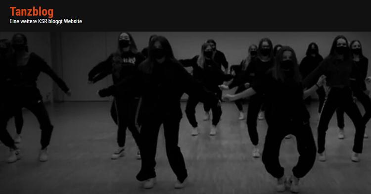 Tanzblog Klasse 4k Reussbühl
