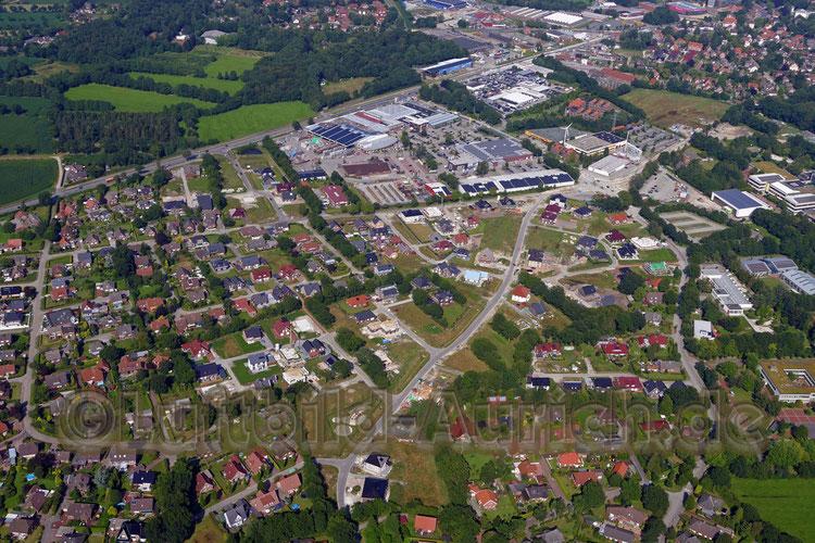 Das Baugebiet in Aurich - Extum