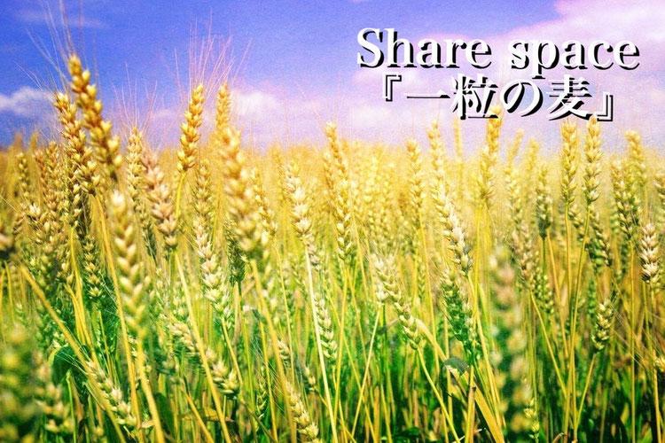 シェアスペース『一粒の麦』編み物教室・印刷屋プリントピア IT相談