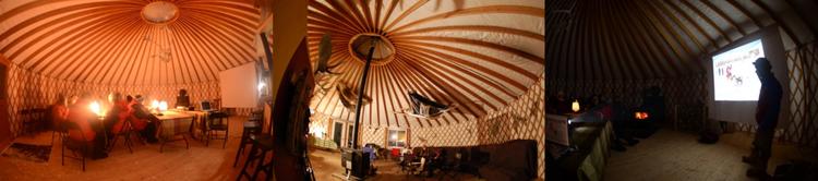 ホワイトホースのARAオーロラセンター