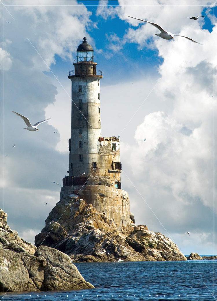 пары есть картинки старинных маяков больше