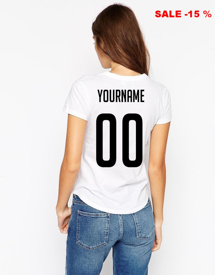имя на футболках в картинках самые необычные идеи
