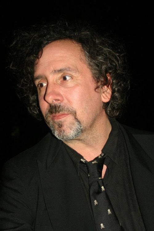 Tim BURTON - Festival de Cannes  2006 © Anik COUBLE