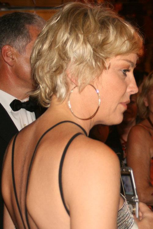 Sharon STONE - Festival de Cannes 2008 © Anik COUBLE