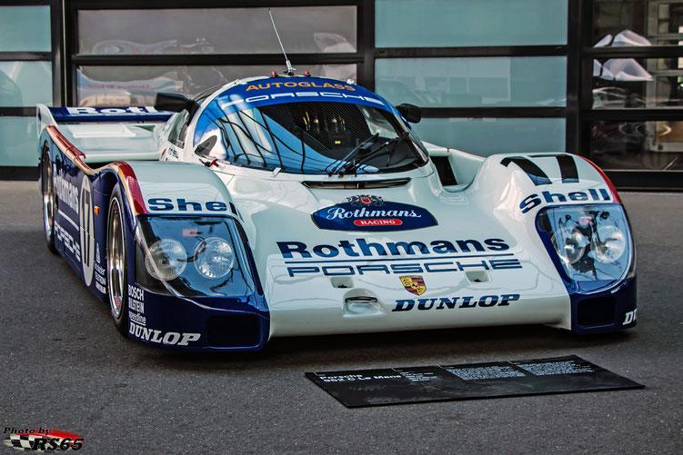 Porsche 962 C Le Mans