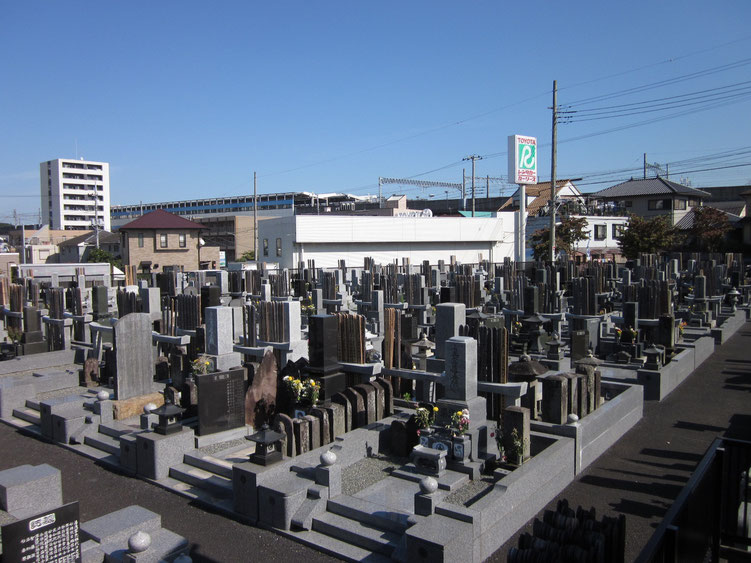 廣龍寺墓所