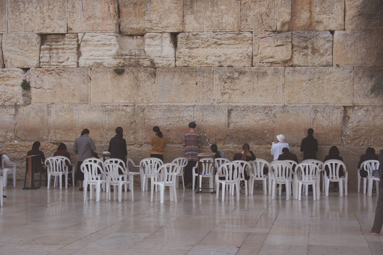Jerusalem Israel ofpenguinsandelephants of penguins & elephants Western Wall