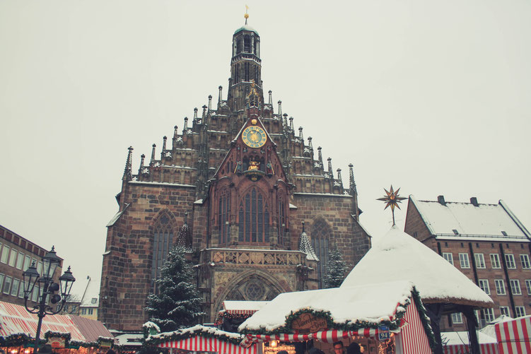 Nuremberg Germany ofpenguinsandelephants of penguins & elephants Frauenkirche