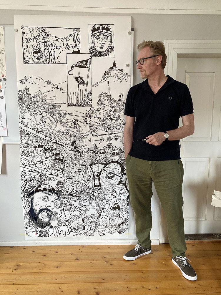 Freaks Comic, Freaks Graphic Novel, Frank Schmolke, Bester Comic, Netflix Comic, Comicroman, Comicerzähler